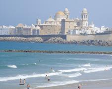 Bahía de Cádiz   Puerto accesible