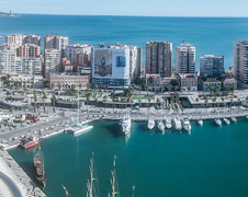 Malaga   Puerto accesible