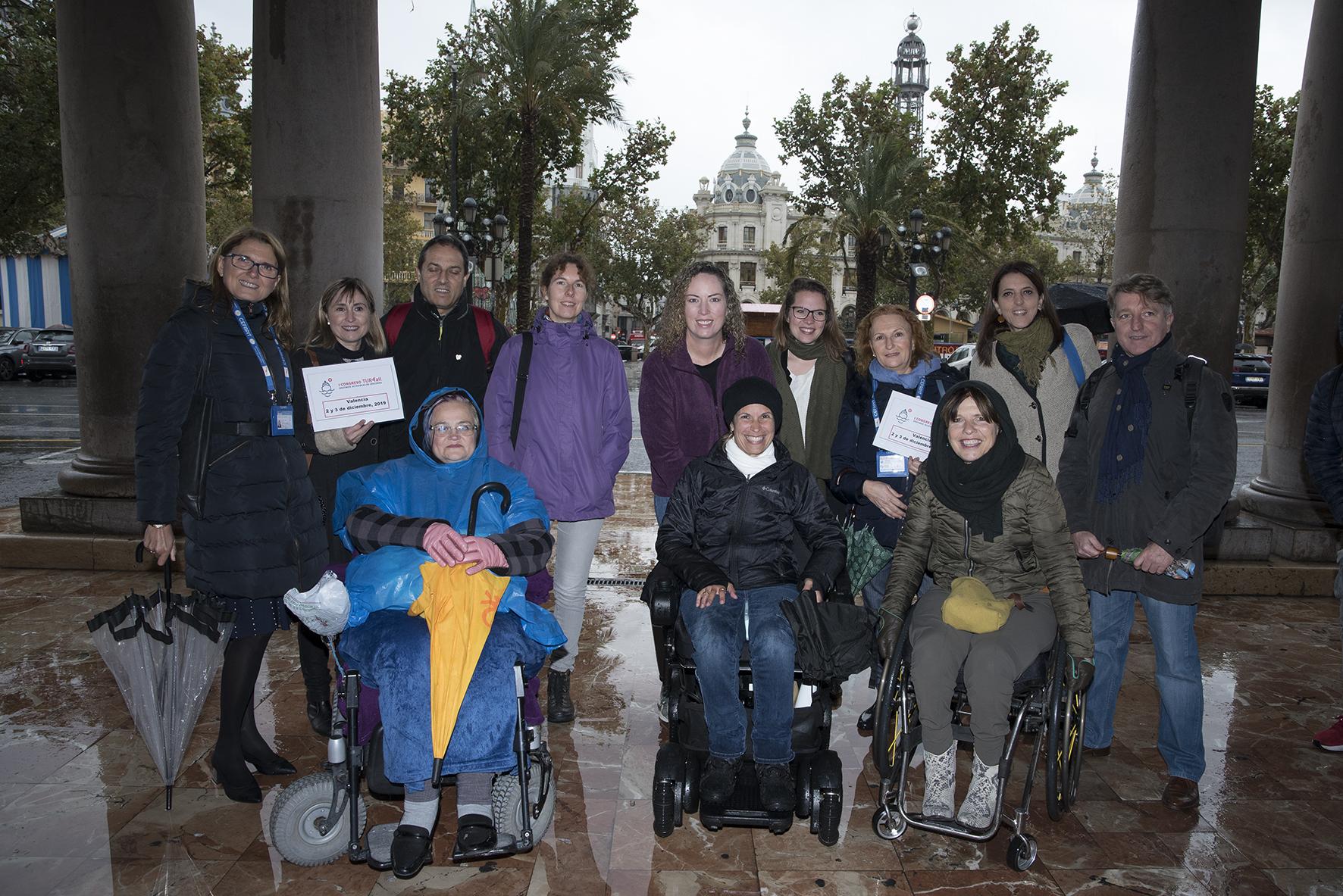 Visita guiada en la Ciudad de Valencia 001