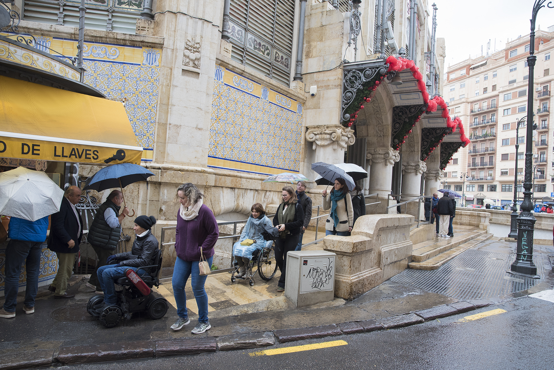 Visita guiada en la Ciudad de Valencia 014