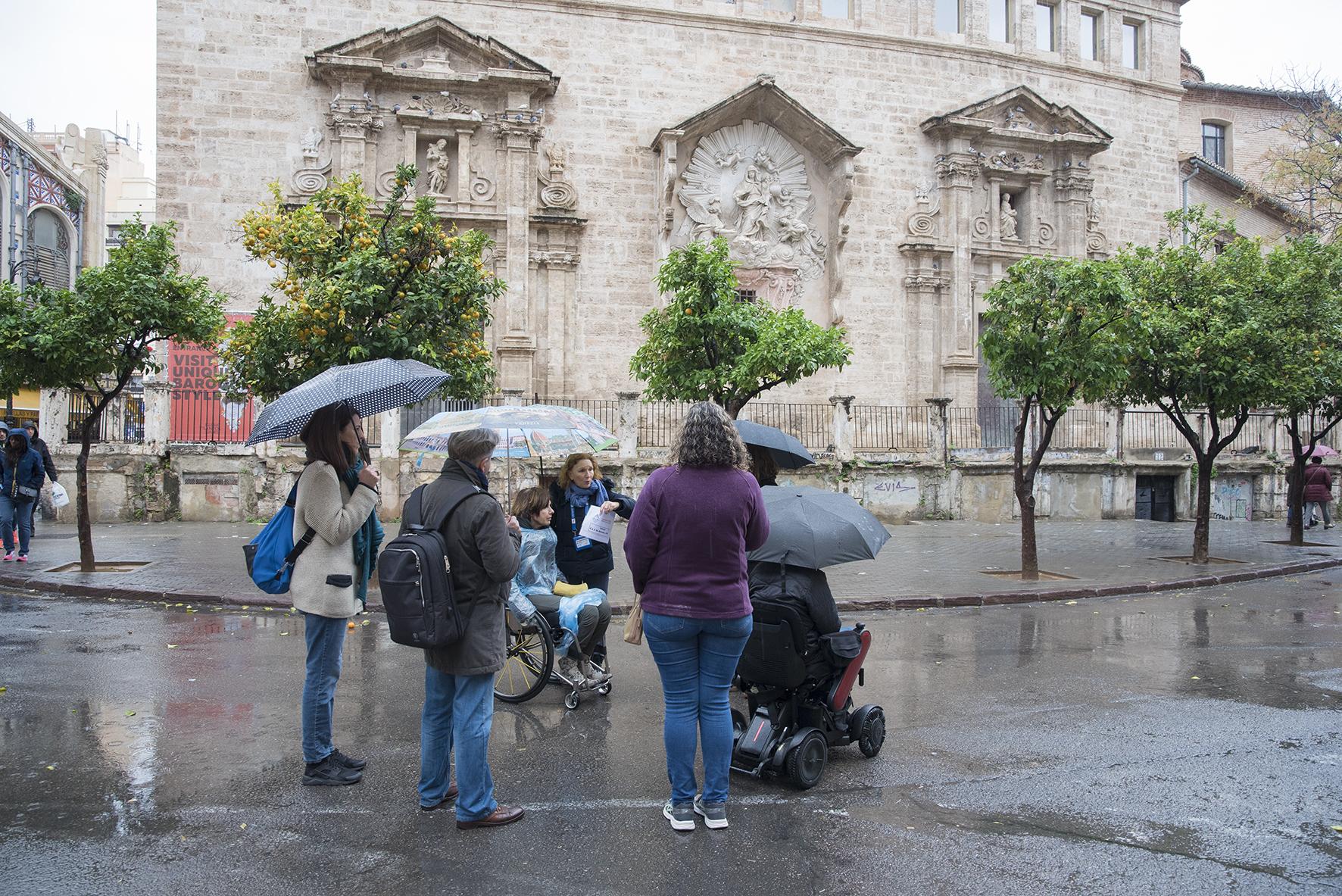 Visita guiada en la Ciudad de Valencia 017