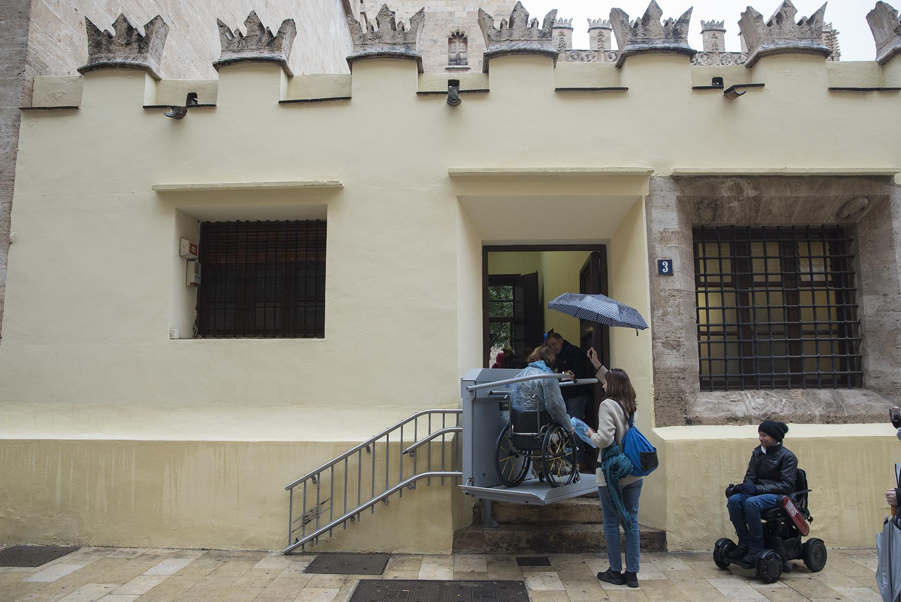 Visita guiada en la Ciudad de Valencia 019