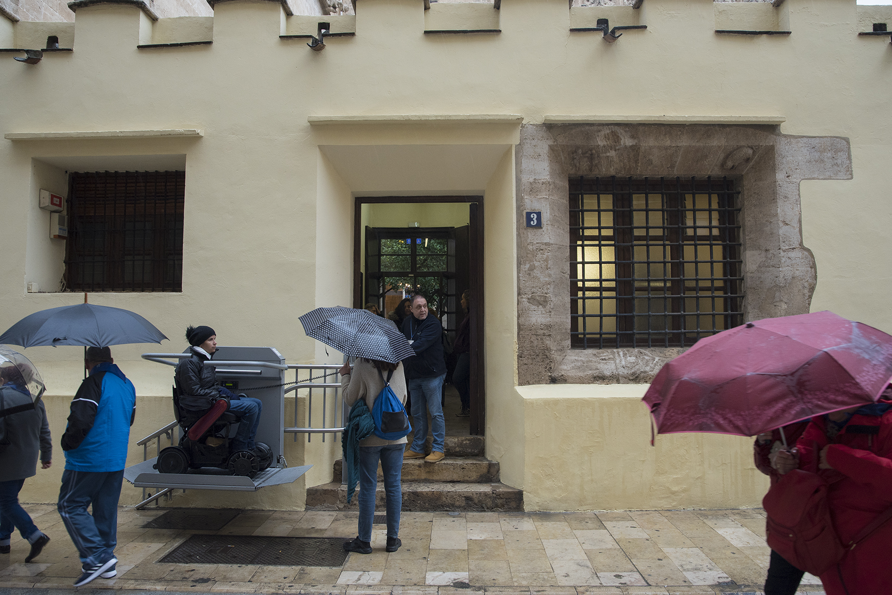 Visita guiada en la Ciudad de Valencia 022