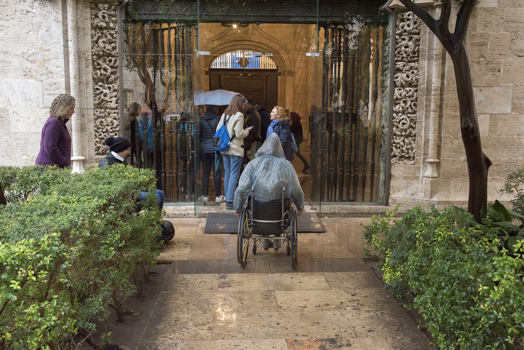 Visita guiada en la Ciudad de Valencia 023