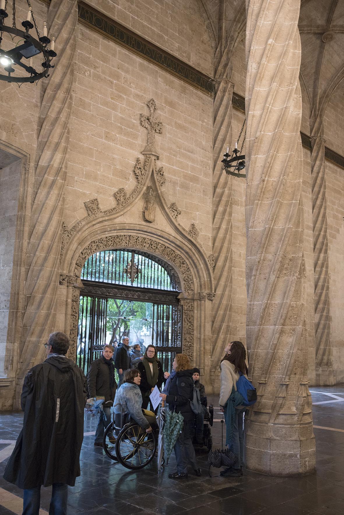 Visita guiada en la Ciudad de Valencia 027