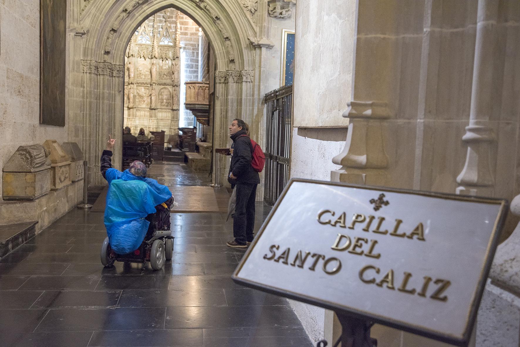 Visita guiada en la Ciudad de Valencia 033