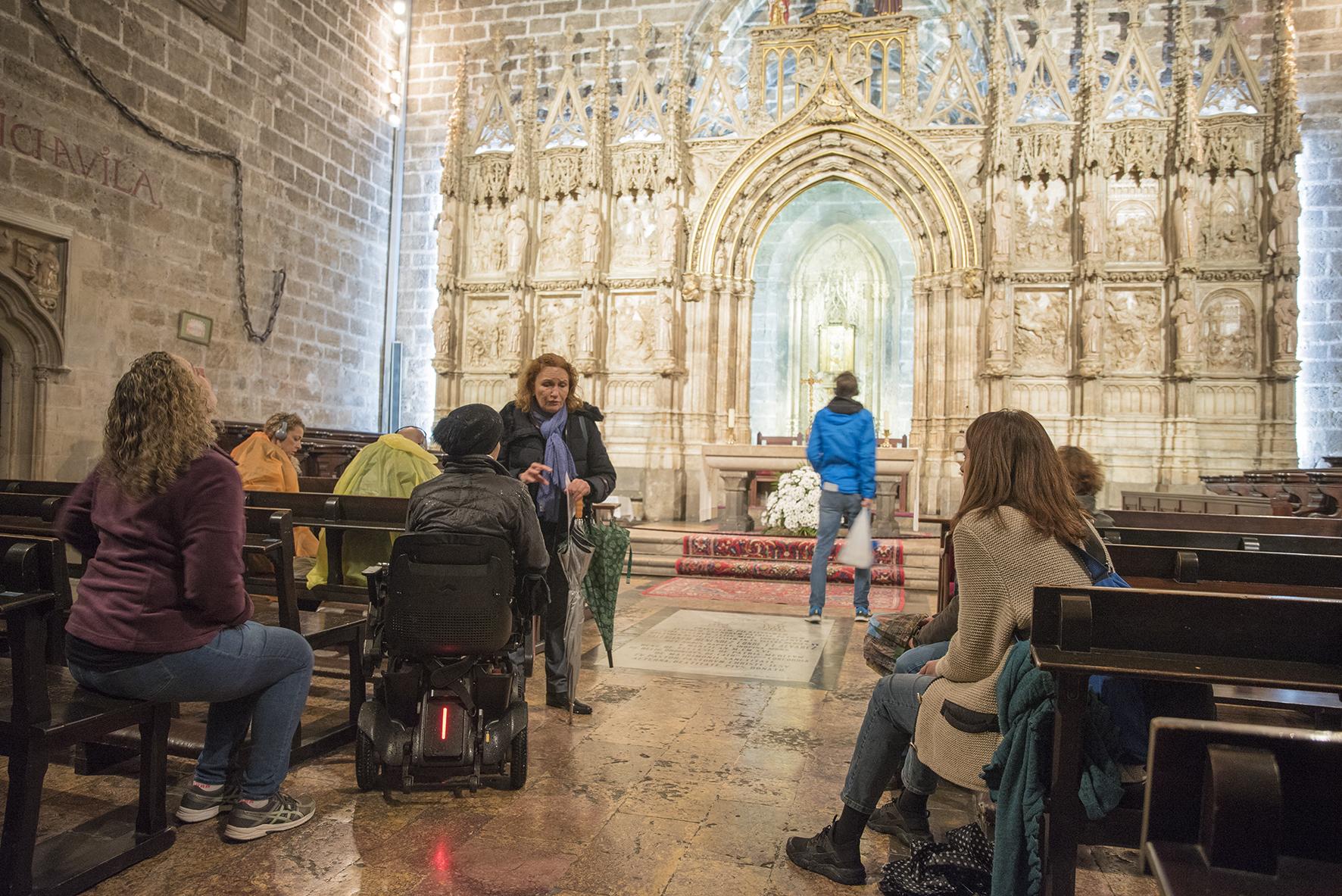 Visita guiada en la Ciudad de Valencia 034